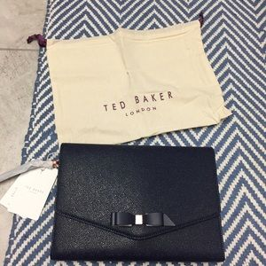 Ted Baker London Krystan Bow Envelope Clutch